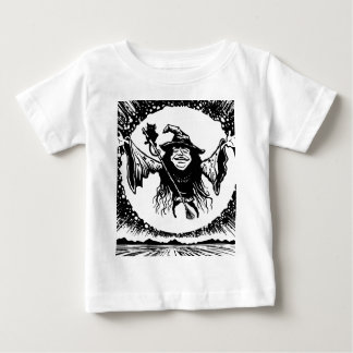 Casting a Spell Baby T-Shirt