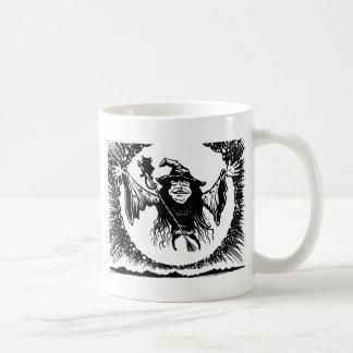 Casting a Spell Coffee Mug