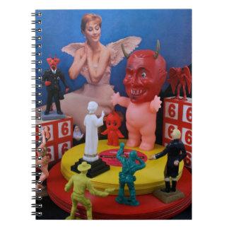 Casting Mischief Notebook