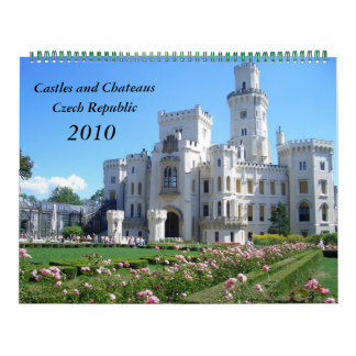 Castle and Chateaus 2010 Calendar
