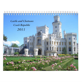 Castle and Chateaus 2011 Calendar