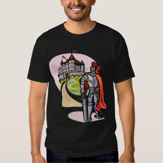 Castle and Knight Shirt