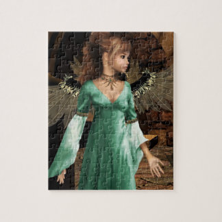 Castle Angel Jigsaw Puzzles