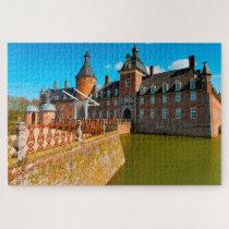 Castle Anholt Niederrhein Germany. Jigsaw Puzzle