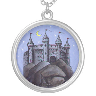 Castle at Night Jewelry