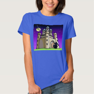 Castle Bats and Grim Reaper at Castle Door Tees