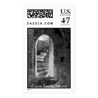 Castle Bourke, Ireland Postage