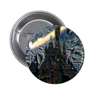 castle 2 inch round button