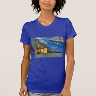 Castle by the lake shirt