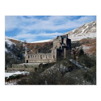 Castle Campbell, near Dollar, Clackmannanshire, Sc Postcard