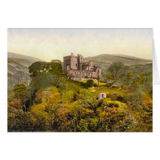 Castle Campbell Scotland Card