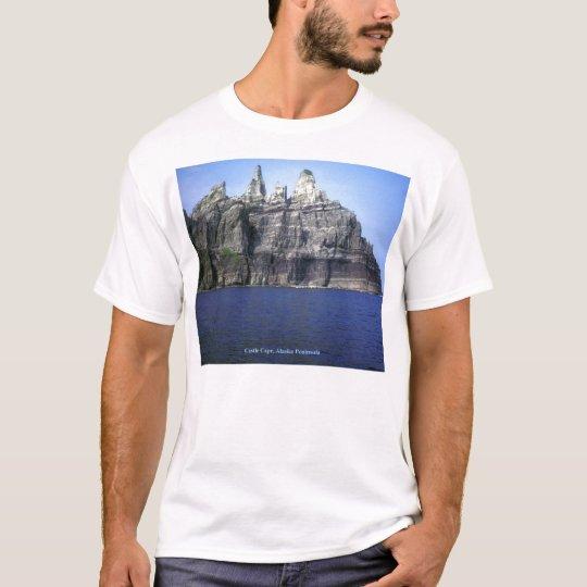 Castle Cape on Alaska Peninsula T-Shirt