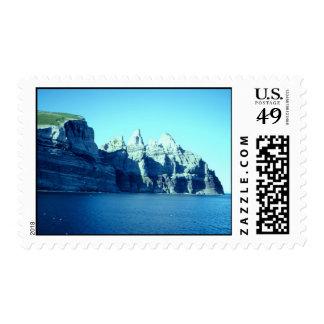 Castle Cape White specks are birds Postage