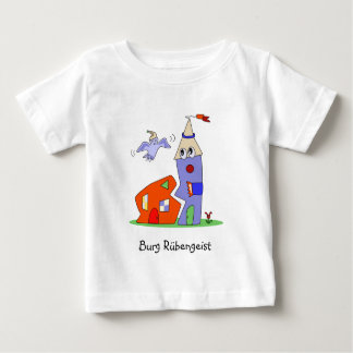 Castle carrot spirit baby T shirt