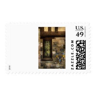 Castle -  Coat of Arms Postage Stamps