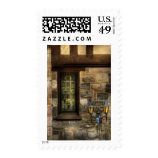 Castle -  Coat of Arms Stamps