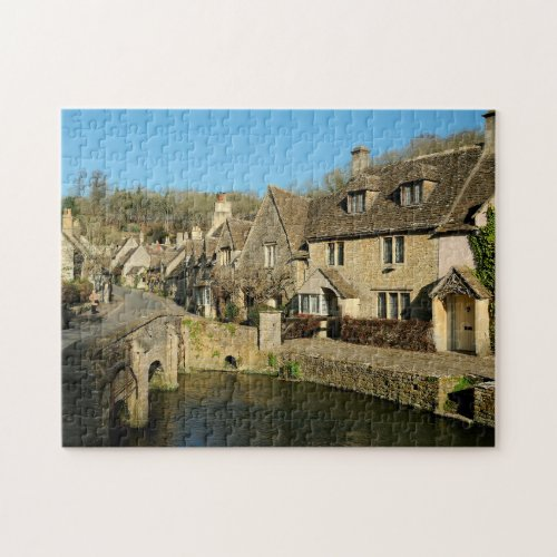 Castle Combe Puzzle