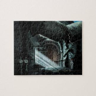 Castle Corridor Jigsaw Puzzle