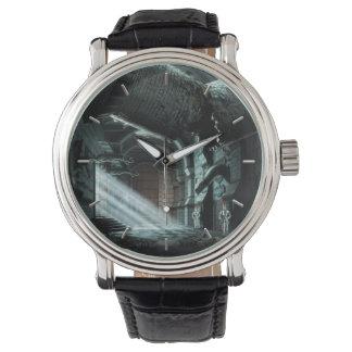 Castle Corridor Wrist Watches