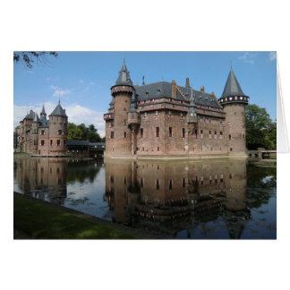 Castle de Haar, Utrecht, Netherlands Card