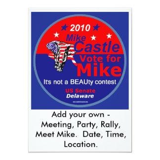 CASTLE Delaware Invitation