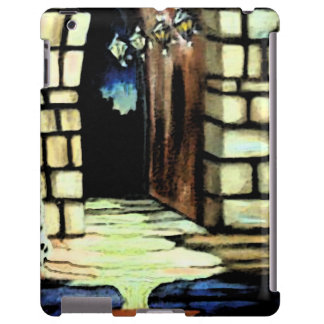 Castle Door iPad Case Gift Fantasy Stone Hallway 2