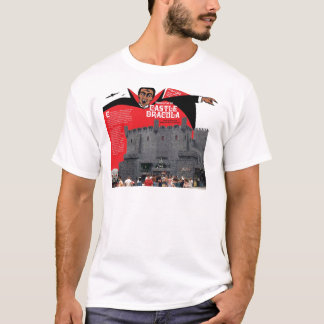 Castle Dracula in Wildwood, New Jersey T-Shirt