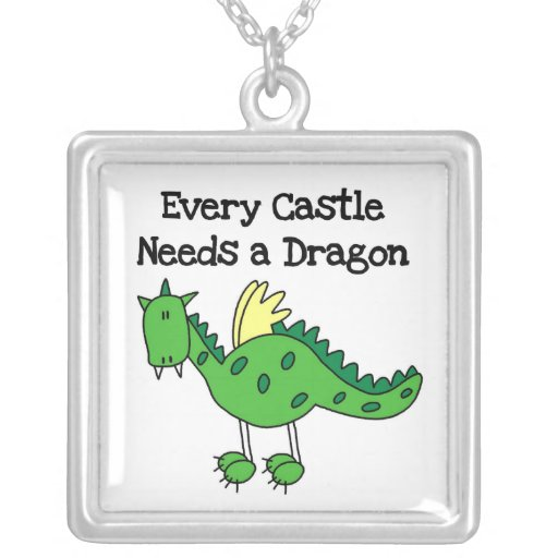 Castle Dragon Custom Jewelry