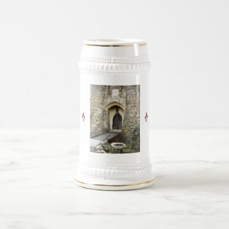 Castle Drawbridge 18 Oz Beer Stein