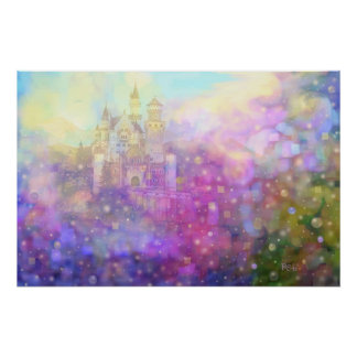 Castle Dream print