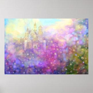 Castle Dream print