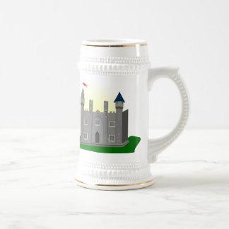 Castle Dreams Beer Stein