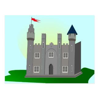 Castle Dreams Postcard