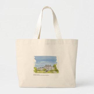 Castle Durrow, Co. Laois Large Tote Bag