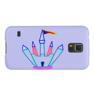 Castle Fit For a Princess Galaxy S5 Case