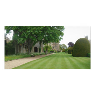 Castle Gardens Gift Card, British Countryside & At Card