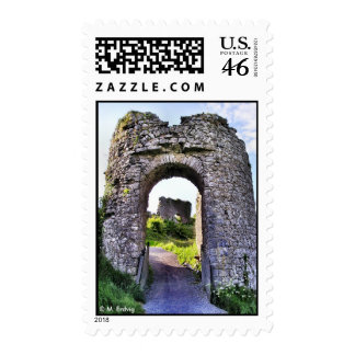 Castle Gate Postage
