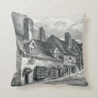 Castle Gate, Shrewsbury Pillow