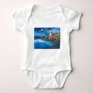 Castle Hill Light Infant Baby Bodysuit