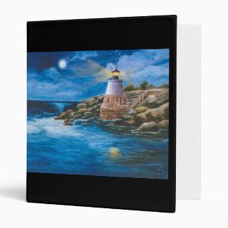 Castle Hill Lighthouse Avery Binder