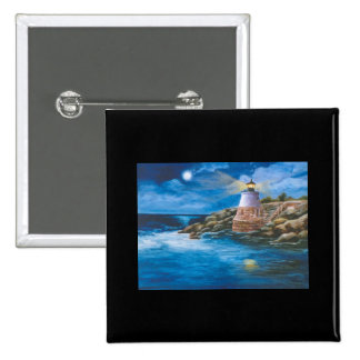Castle Hill Lighthouse Button