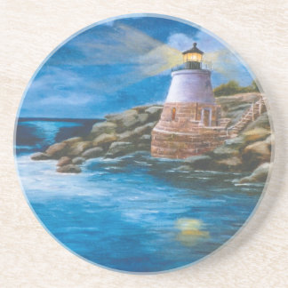 Castle Hill Lighthouse Coaster