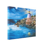 Castle Hill Lighthouse Gallery Wrap Canvas