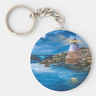 Castle Hill Lighthouse Keychain