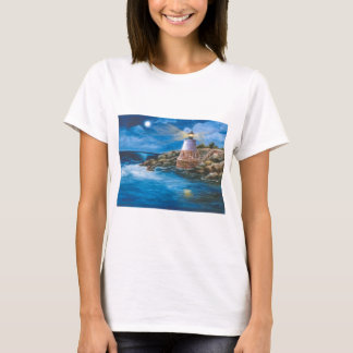 Castle Hill Lighthouse Ladies Tshirt