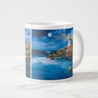 Castle Hill Lighthouse Large Coffee Mug