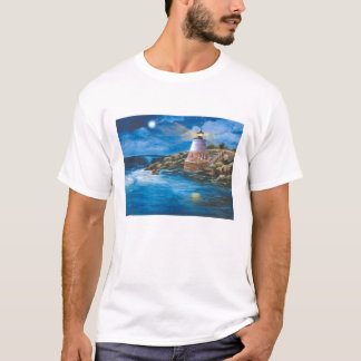 Castle Hill Lighthouse Mens Tshirt