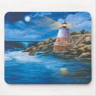 Castle Hill Lighthouse Mousepad