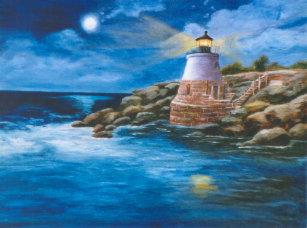 Lighthouse Night Lights | Zazzle