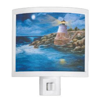 Castle Hill Lighthouse Night Light